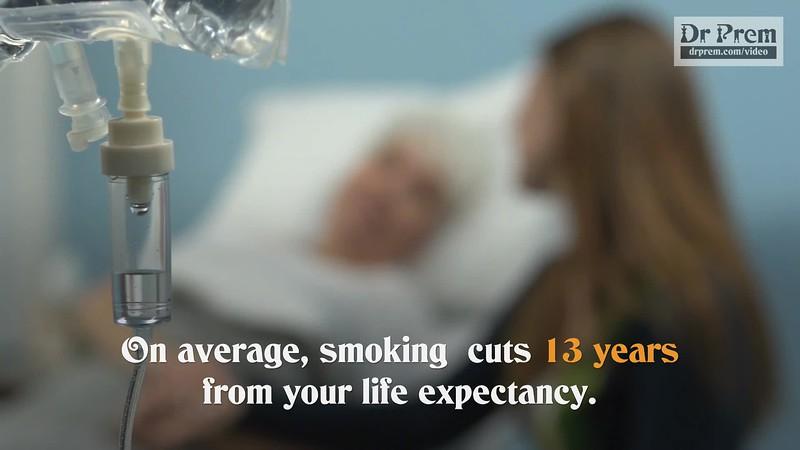 No Tobacco Message by Dr Prem Jagyasi