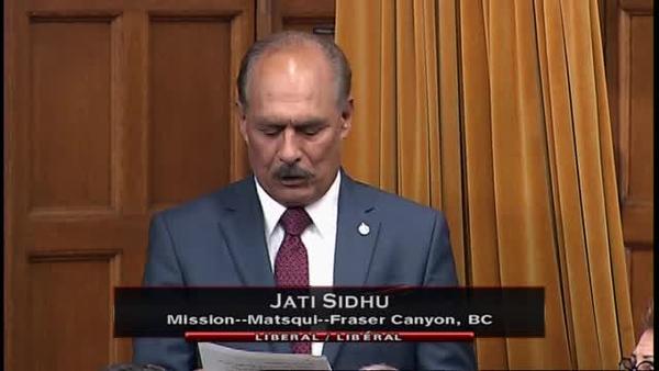 Jati Sidhu MP