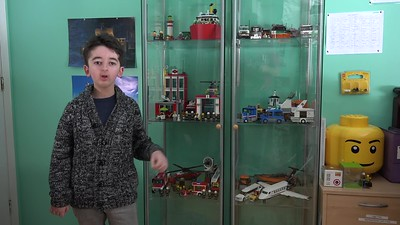 Lego Enthusiast with Casey #1