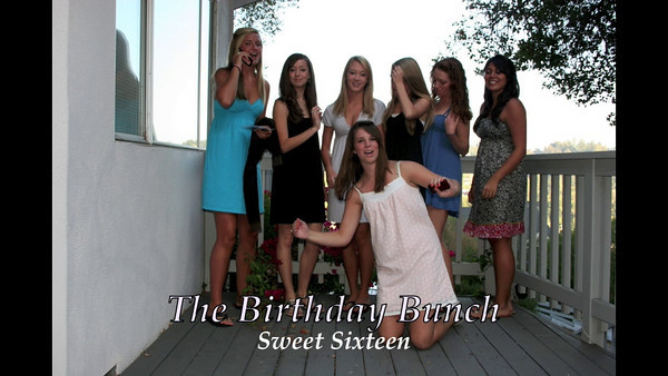 Catherine's Sweet 16