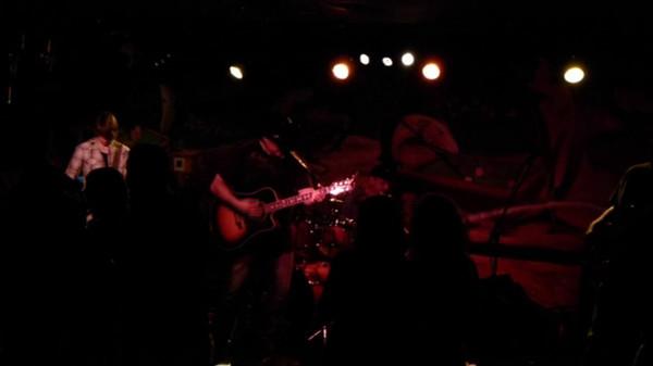 """Chris Lozano performing his original """"We Still Have Us"""""""