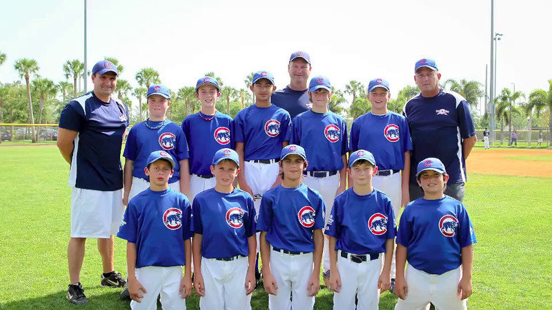 2012 WALL Cubs