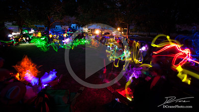 2013 Crane Reunion Light Show