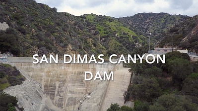 San Dimas Canyon Dam