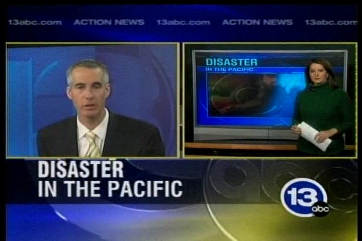 Professor and seismologist Bob Vincent on the magnitude of the earthquake in Japan.