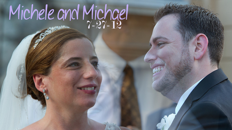 Michele and Michael // 7-27-12