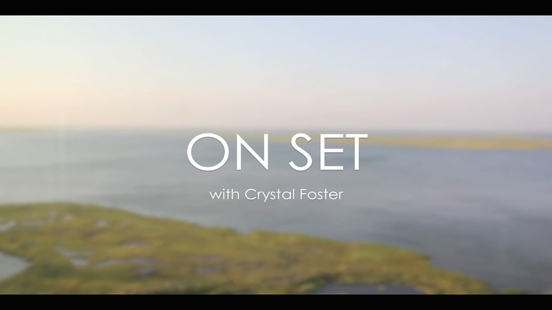 ON SET - Crystal Foster