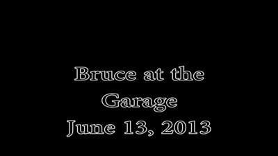 Garage Open Mic