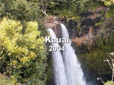 Kauai // August 2004