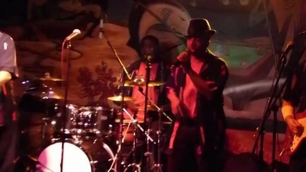 InsideOut Band ~ Sharkys ~ July 2012 ~ V2