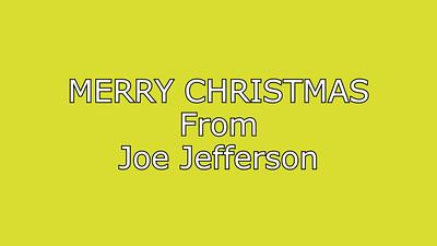 Joe Jefferson Greetings