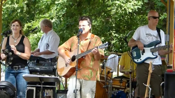 John Fetherston Band ~ Memorial Day at Woodlake 2012 ~ V1