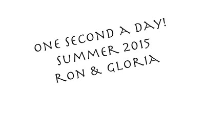 Ron & Gloria Summer 2015