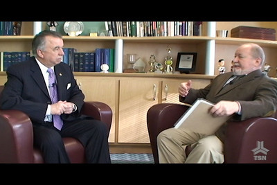 Triad Strategies' Tony May interview with Rep. Joseph Markosek - 31 January 2011 - Comments on Governor Corbett's no tax pledge