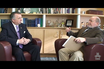 Triad Strategies' Tony May interview with Rep. Joseph Markosek - 31 January 2011 - Comments on civility between members
