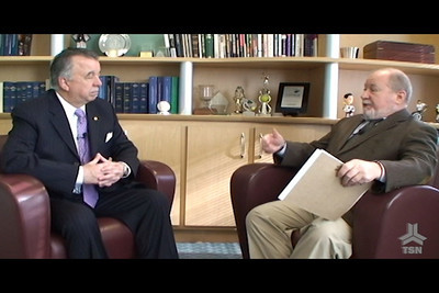 Triad Strategies' Tony May interview with Rep. Joseph Markosek - 31 January 2011 - Comments on liquor store privatization