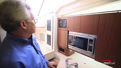 BoatTEST com  EXPRESS 330 Features