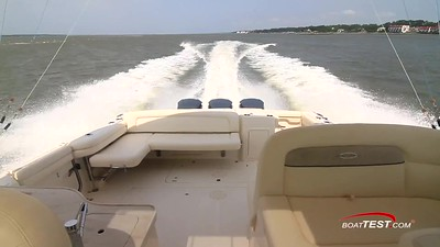 BoatTEST com  FREEDOM 375 Features