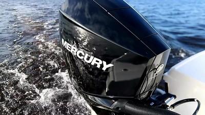Mercury V-6 FourStroke  less is more