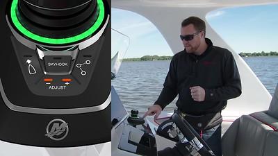 Joystick Piloting - Generation 2  Adjust Button