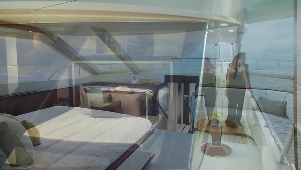 Ocean Alexander 100 Skylounge