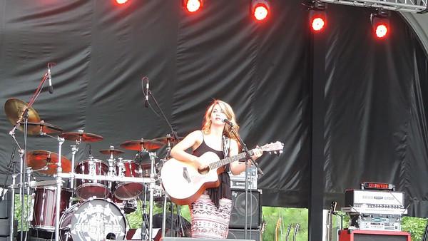 Morgan Stewart ~ Innsbrook RVA Freedom Festival ~ Barracuda
