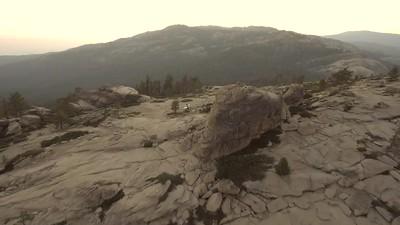 Shuteye Peak Aerial