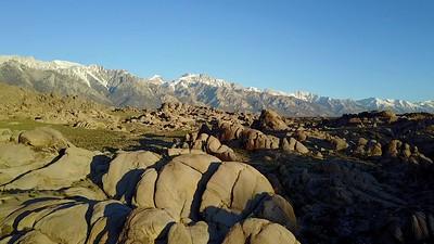 Eastern Sierras in 4k