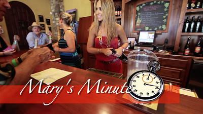 Mary's Minute 1 - Winefest