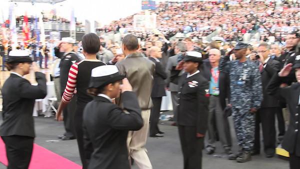 Obama in SD 11-11