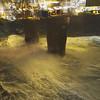 Oseberg Feltsenter i storm