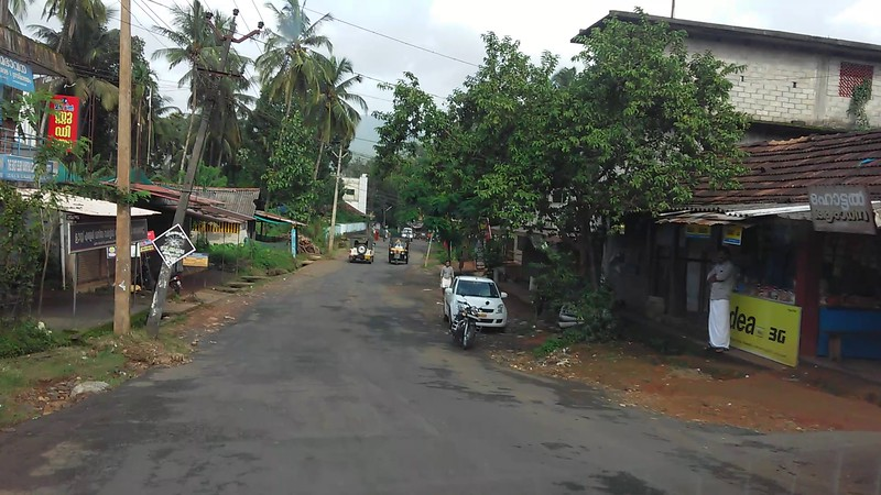 Beautiful village Palavayal