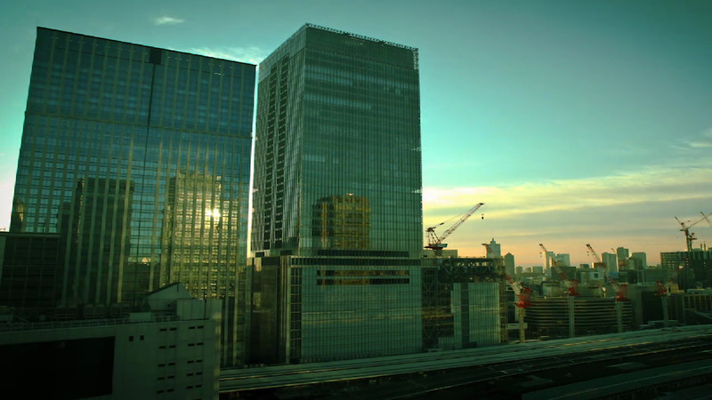 Awake in Tokyo