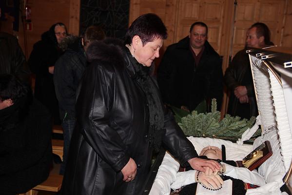 Pogrzeb Śp Stanisława Pająka