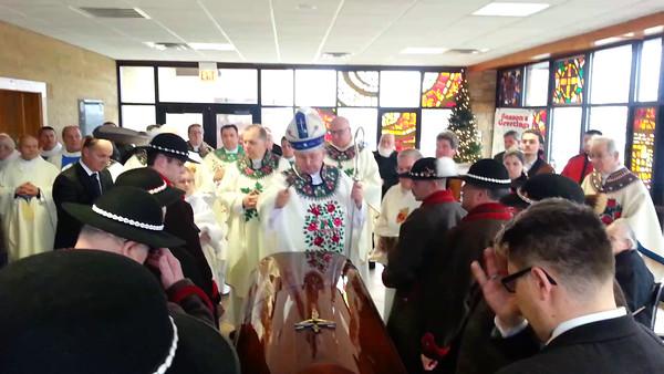 Pogrzeb Sp Józefa Bafii