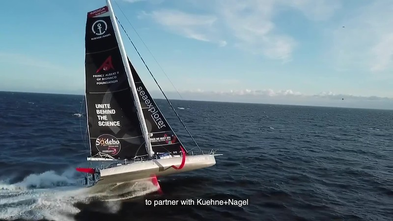 Mailizia Team & Kuehne+Nagel Partnership Annoucement
