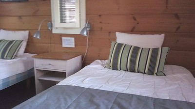 Rauhalahti Holiday Center - 4 Person Holiday Home