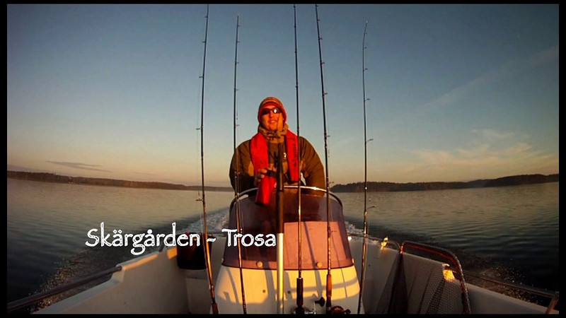 A fishing trip I and Patrik did. The whole trip seemed to be more of a search for fish than actually getting some... Filmed entirely with a Go Pro HD.