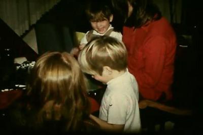 1260 Clover St. Christmas 1969