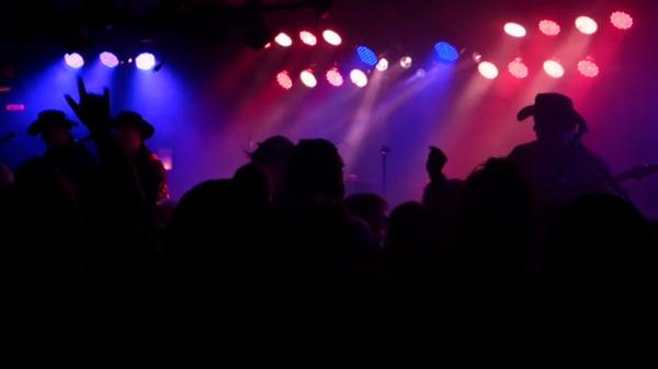 Rosie Soul & the Rock & Roll cowboys ~ Sharkys ~ June 2012 ~ V1