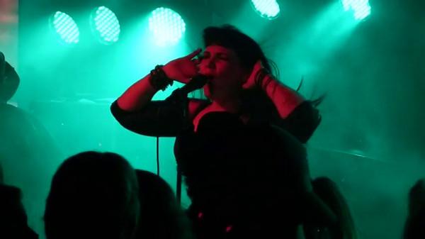 Rosie Soul & the Rock & Roll Cowboys ~ Sharkys ~ Apr 2012 ~ V2
