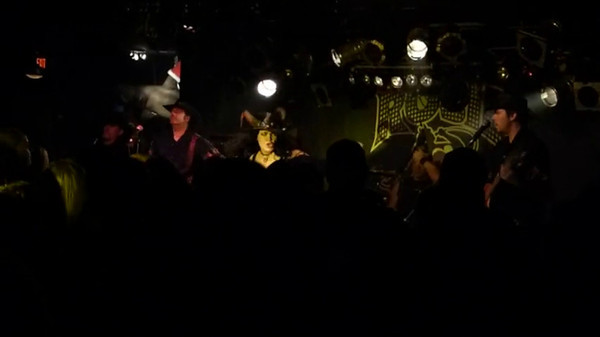 Rosie Soul & the Rock & Roll Cowboys ~ Sharkys ~Dec '11 ~ v2