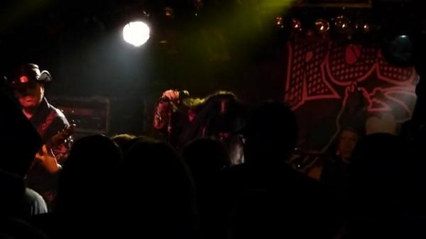Rosie Soul & the Rock & Roll Cowboys ~ Sharkys ~Dec '11 ~ v4