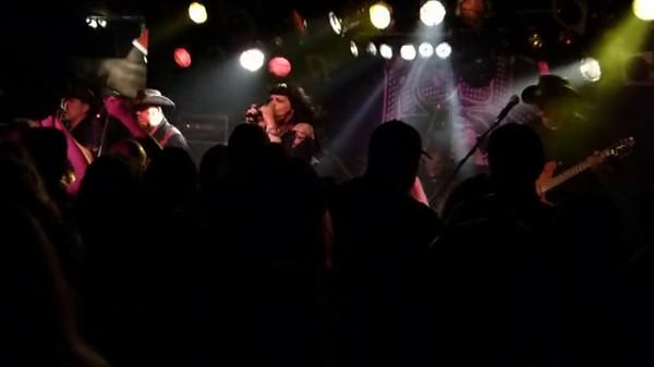 Rosie Soul & the Rock & Roll Cowboys ~ Sharkys ~Dec '11 ~ v3