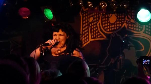 Rosie Soul & the Rock & Roll Cowboys ~ Sharkys ~Dec '11 ~ v1