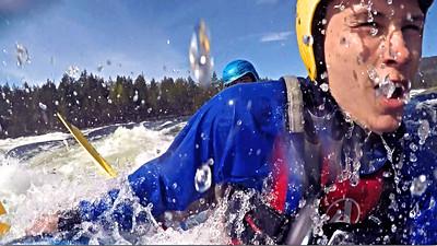Norgesturen med Friluftsliv 2015