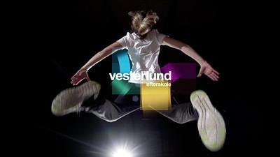 Gymnastik på Vesterlund