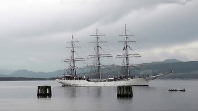 Tall Ships Race Event - Greenock 2011