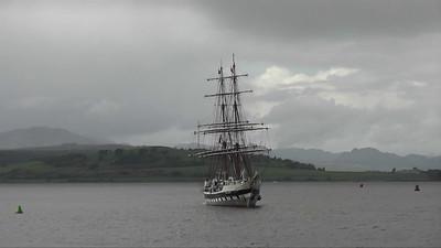 Stavros S Niarchos - Tall Ship - Greenock