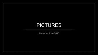 January - June 2015